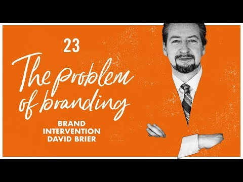 The Problem of Branding—Differentiate or Die