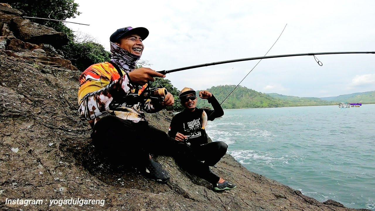 LUCKY FISHERMAN - SPOT IWAK BABON LEGENDARIS #232 #aslimancing