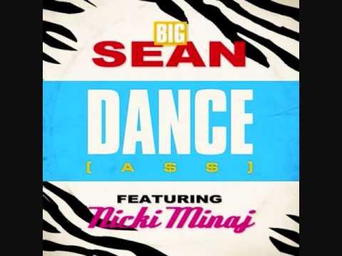 Dance [A$$]-Big Sean feat. Nicki Minaj [Clean, HQ]