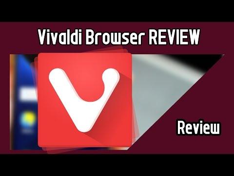 Vivaldi Browser Deutsch Review | DIE Alternative zu Chrome, Firefox und Co.