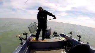 Yar-Craft Fishing Trip on Big Water