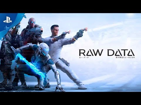 Raw Data – Teaser Trailer | PS VR