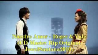 Nuestro Amor - Roger & Vale (CD Master Rip Original JowelSantana2010)