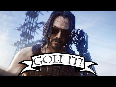 Cyberpunk 2077  in Golf IT