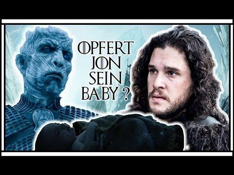 Opfert Jon Sein Baby Dem Nachtkönig Der Prinz Der Versprochen