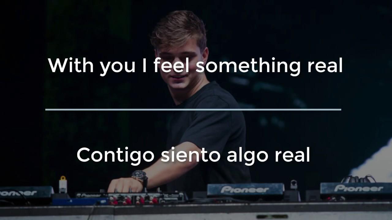 Martin Garrix High On Life Letra En Español Traducido Al Español Ingles Tomorrowland 2018