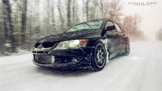 EVO Rolling Snow Shots // Syncasta Darko Filmed