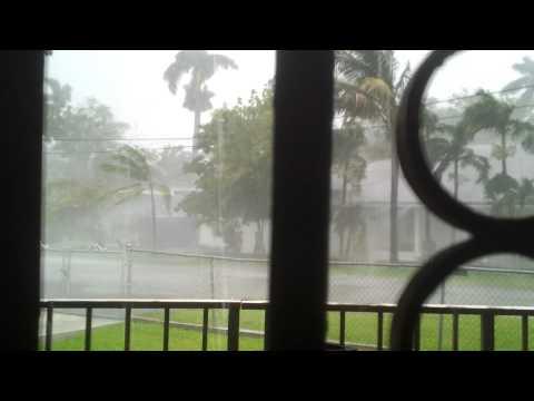 T-storm In Miami June 2012