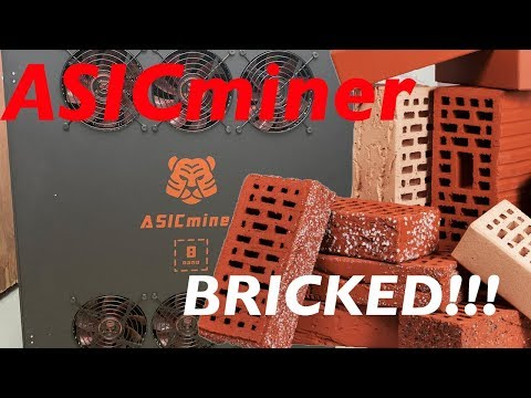 ASICminer 8 Nano Compact Review- BRICKED Bitcoin Asicminer!