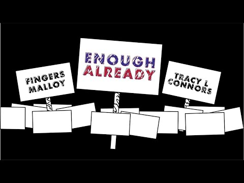 Ep 1 Enough Already Podcast: Trump Stop Pissing All Over Everyone Pat Caddell and Ashe Schow