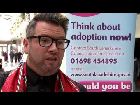 Celebrating Adoption in South Lanarkshire