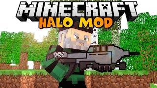 Minecraft: HALO EN MINECRAFT | HALO Mod Review