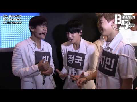 [ENG] 141110 [BANGTAN BOMB] Beautiful BTS ver.