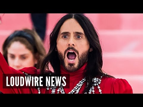 Jared Leto Didn't Know About Coronavirus Until Yesterday