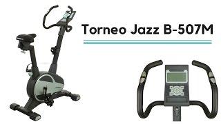 Велотренажер Torneo Jazz B-507M(Купить велотренажер Torneo Jazz B-507M: http://sportmarket.net.ua/velotrenazher_torneo_jazz_b-507m/ - отзывы, цена, фото. Интернет магазин Спорт..., 2016-10-11T19:06:42.000Z)