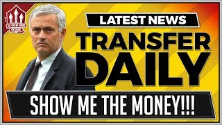 MOURINHO Wants 6 Transfers! Manchester United Transfer News