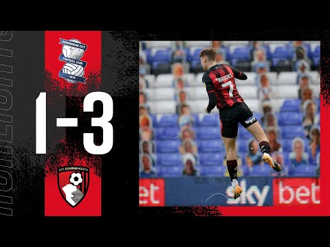Birmingham Bournemouth Goals And Highlights