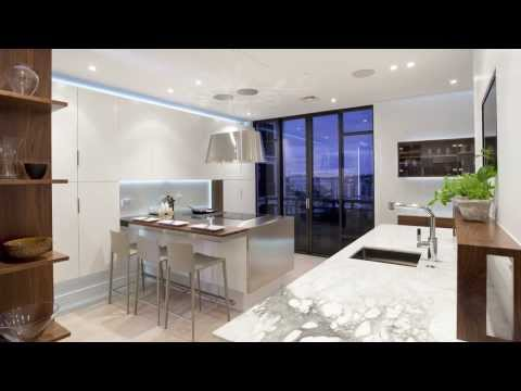 Major transformation of this penthouse interior