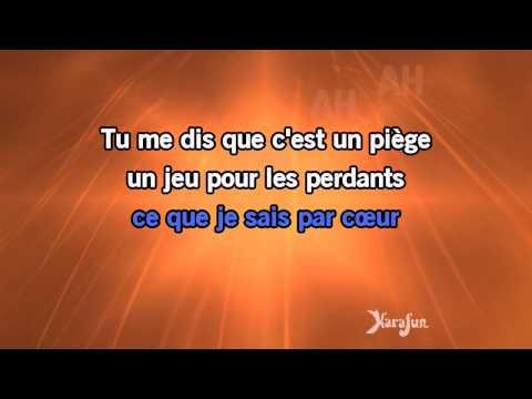 Karaoké Beau malheur - Emmanuel Moire *
