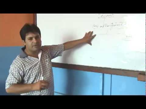 1  BBS 1st Year Account, TU, Introduction Class -1, By Niranjan Rijal
