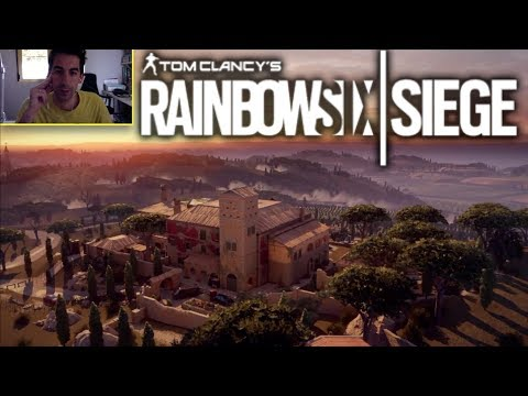 Rainbow six siege: ANALISIS NUEVO MAPA PARA BELLUM