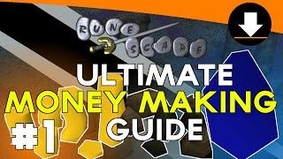 Runescape 2007 - ULTIMATE Money Making Guide #1 - Beginners / Low Requirements