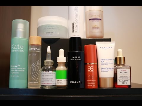 Get UNready with Me | Nighttime Skincare Routine! | TophCam