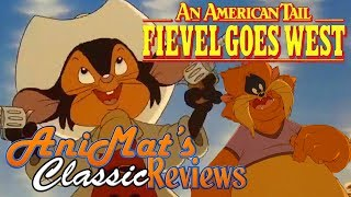 An American Tail: Fievel Goes West - AniMat's Classic Review