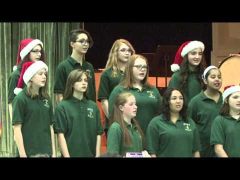 West Deptford Middle School Winter Concert Part II