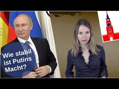 Wie stabil ist Putins Macht?