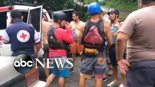 Rafting company's offices raided after deadly Costa Rica accident