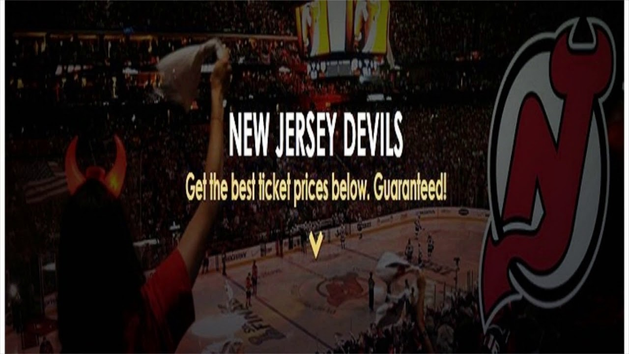 Buy Online NJ Devils Tickets | (973) 839-6100