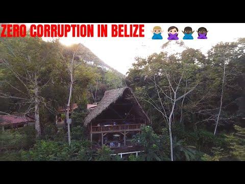 ZERO CORRUPTION IN BELIZE