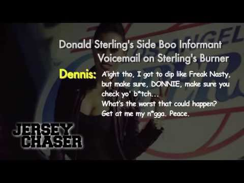 Donald Sterling Voicemail Leak (PARODY)