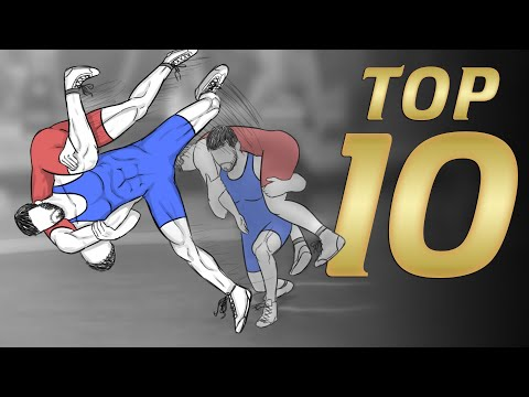 Top 10 best move in the first half of the year | WRESTLING