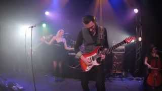 Mystery Mind - Memoria - HD Showcase at Blue Star in Nice (French Riviera) - 2015