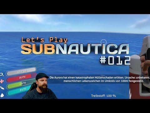 Subnautica 🔱 012: Die Flinte ins Korn zu schmeißen, dazu ist immer noch Zeit |Subnautica deutsch|