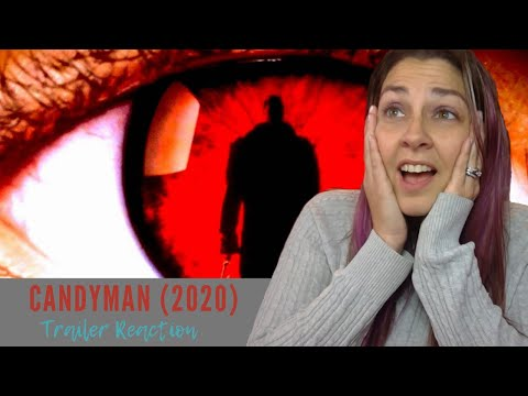 Candyman Official Trailer (2020) REACTION!