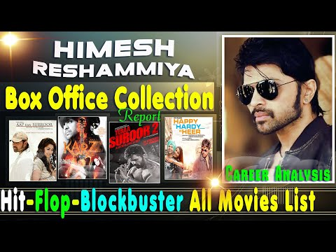 Himesh Reshammiya Hit And Flop All Movies List With Box Office Collection Analysis