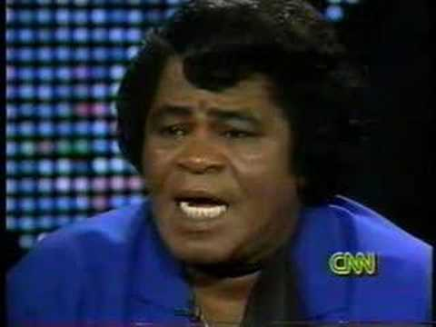 Larry King Interviews James Brown about Henry Stone