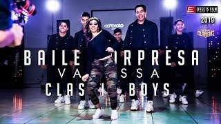 Vanessa Baile Sorpresa de 15 años 2019 ✪ CLASSIC BOYS ✪ ► EFFECTS FILM