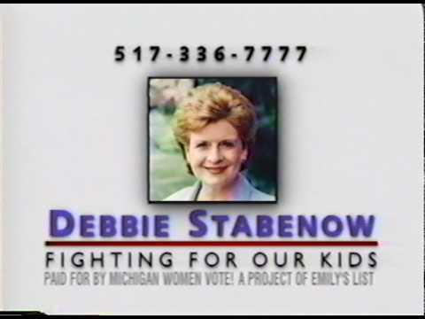 Debbie Stabenow: Education (2000 campaign ad)