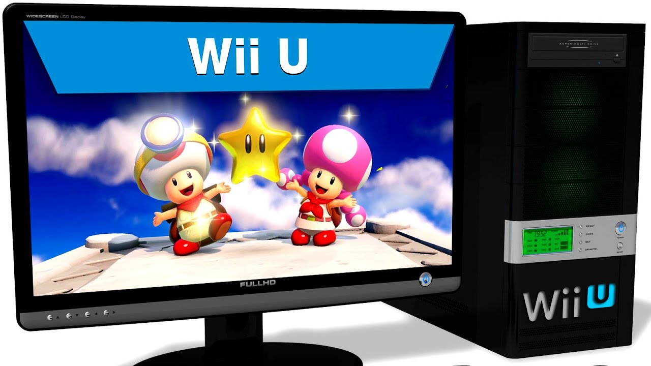 Summary -> Wii U Emulator Eur Game Key Database