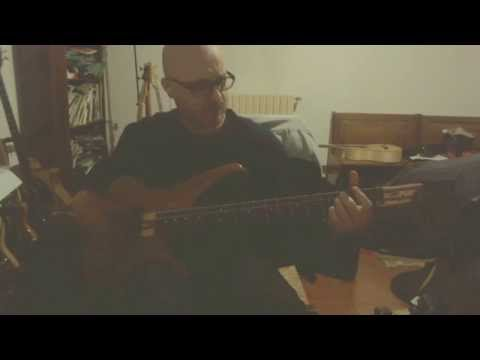 Tears in heaven (E. Clapton) Cover arranged for bass piccolo (tenor bass)