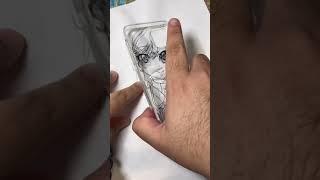 This Is How You Paint A Phone Case Tiktok: totadoodles
