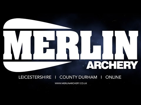 Image result for merlin archery logo