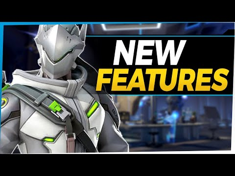Overwatch New Feature Patch  Priority Queue  New Communication Wheel and More!