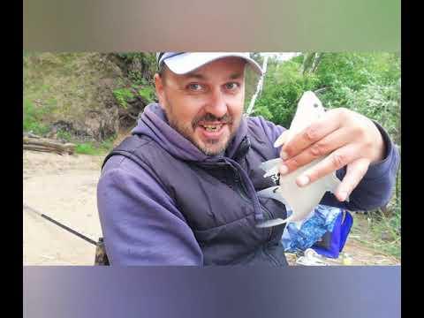 Рыбалка на фидер. С. САДОВКА, Старомайнский район Ульяновской области! Подлещик...