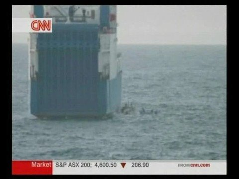 Hijacked Ship 7pm