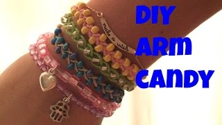 DIY arm candy! Thumbnail